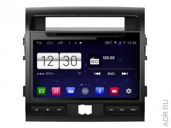 Штатная магнитола FarCar s160 для Toyota Land Cruiser 200 на Android (m381)